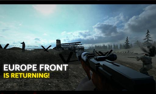 Europe Front II screenshots 3