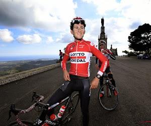 Lotto Soudal-renner Tiesj Benoot reageert na podiumplek in Brabantse Pijl