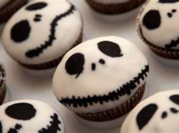 Easy Halloween Cup Cakes