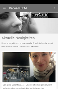 Catwalk Make-up-Artist-Schule- screenshot thumbnail