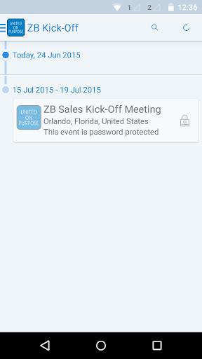 ZB Sales Kick-Off Meeting 玩商業App免費 玩APPs