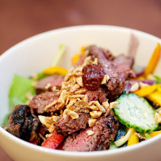 Kalbi Beef Salad