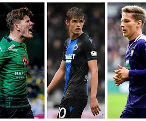 Geboren na 2000: Anderlecht en Cercle Brugge stelden veruit de meeste youngsters op, 3 clubs deden het zonder