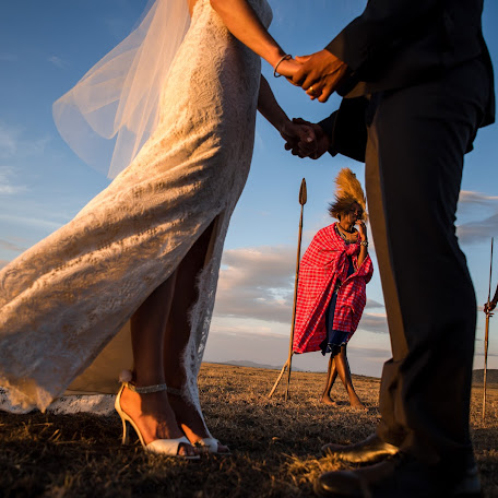 Wedding photographer Timothy Katua (katua). Photo of 08.12.2017