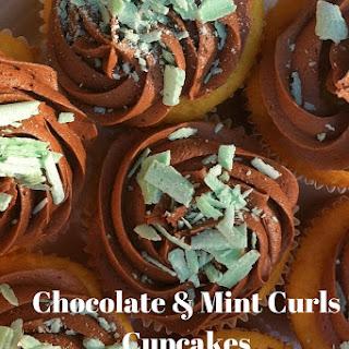 Chocolate Curls & Cupcakes.