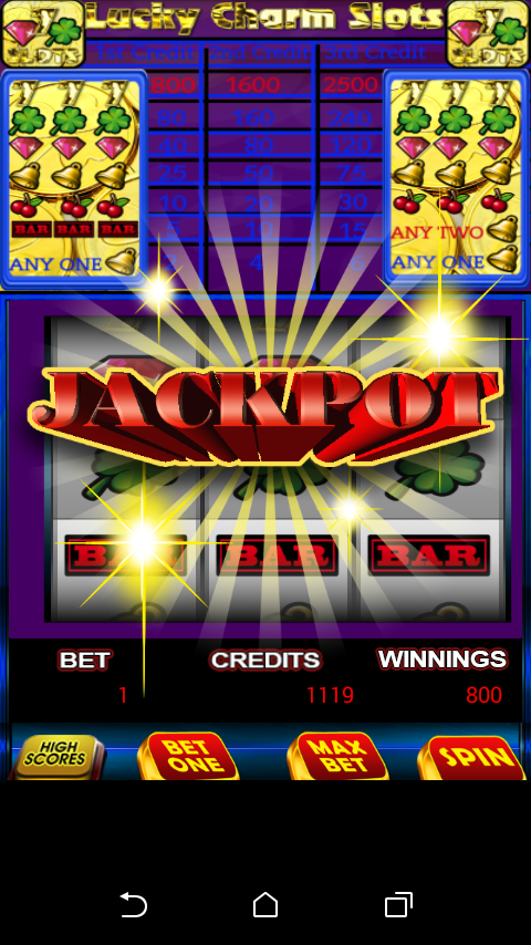 play slot machines free online lucky charm book