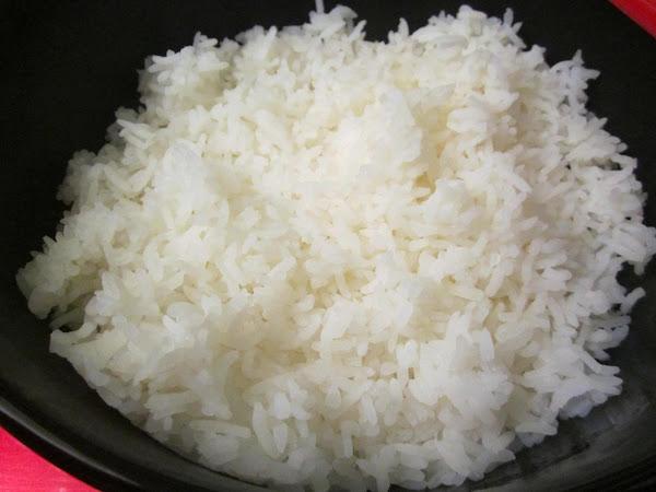 Easy Steamed Rice (sallye) Recipe