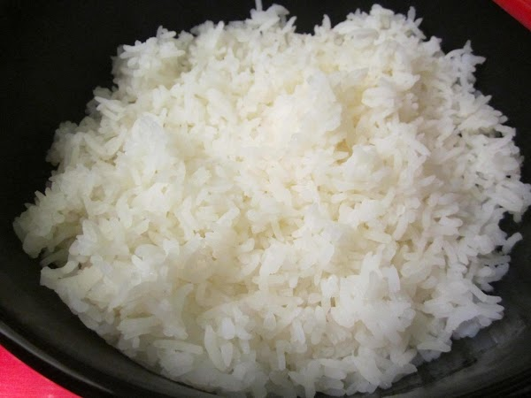 Easy Steamed Rice (sallye) Recipe