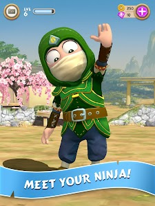 Clumsy Ninja v1.6.4