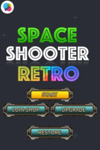 Space Shooter: Retros Golden