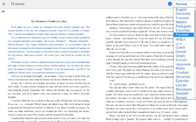 EPUB Book Translator