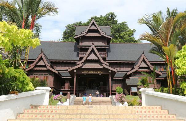 Museu do Palácio do Sultanato de Malaca