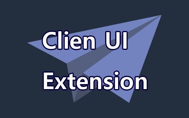 클리앙 UI 확장 (Clien Script)