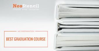 Best graduation courses for IAS preparation