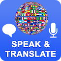 Speak and Translate Voice Translator & Interpreter icon