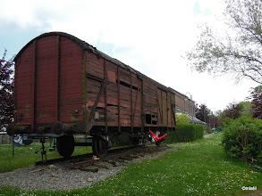 Photo: jedno z mnoha původních nádraží