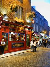 Photo: Dublin,  Temple Bar