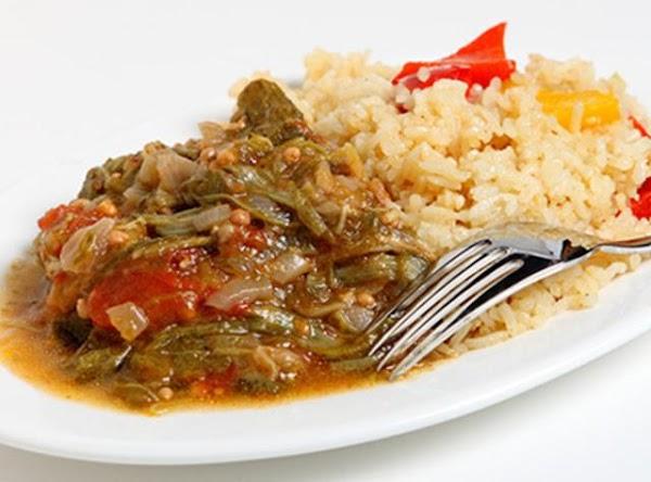 Cuban Quimbombó (cuban Okra) Recipe