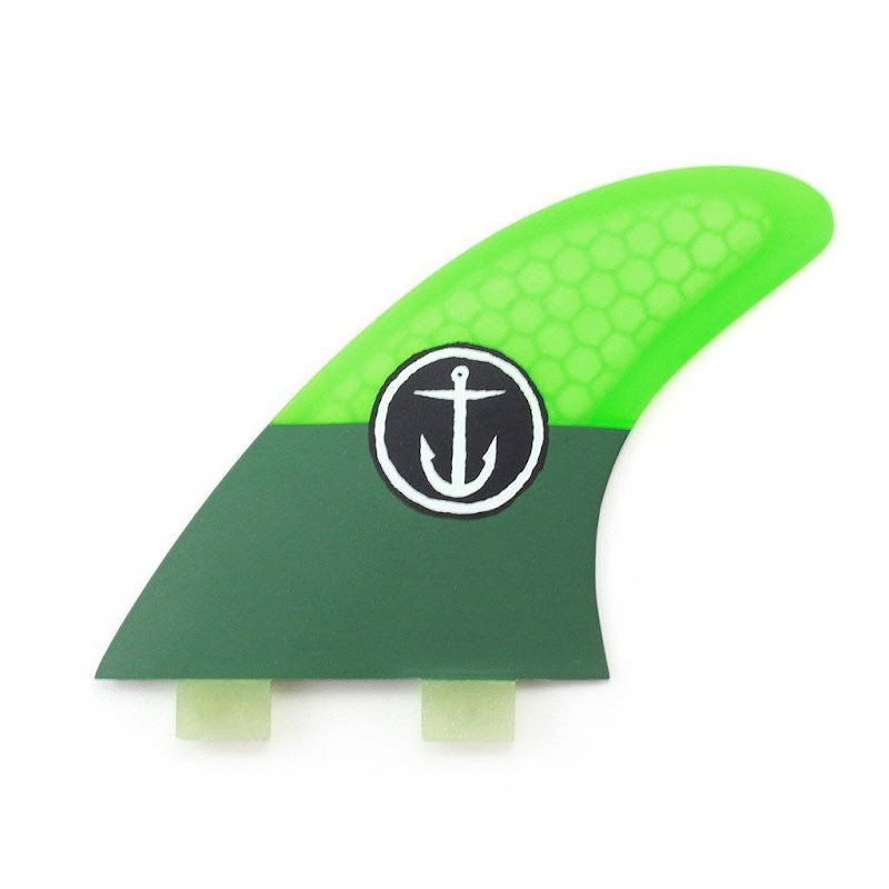 CAPTAIN FIN - CF MEDIUM (TWIN TAB) Surf Fins