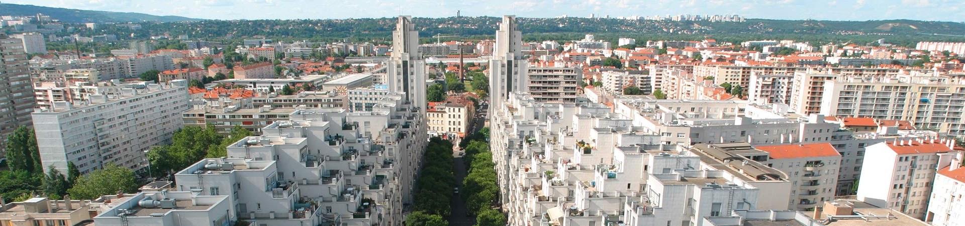 Immobilier Villeurbanne