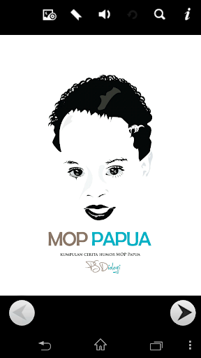 Cerita humor Mop Papua