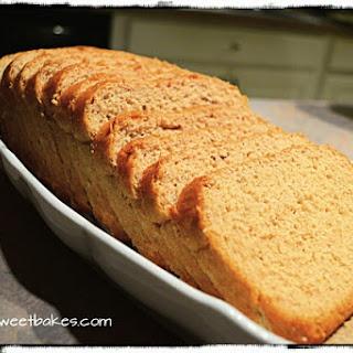 Honey Wheat Sandwich Bread Loaves