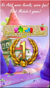 BCC PRO - Best Crush Cake PRO - náhled