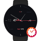 Over Power watchface by Digit X