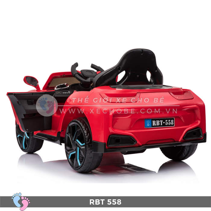 Xe hơi điện trẻ em RBT-558 10