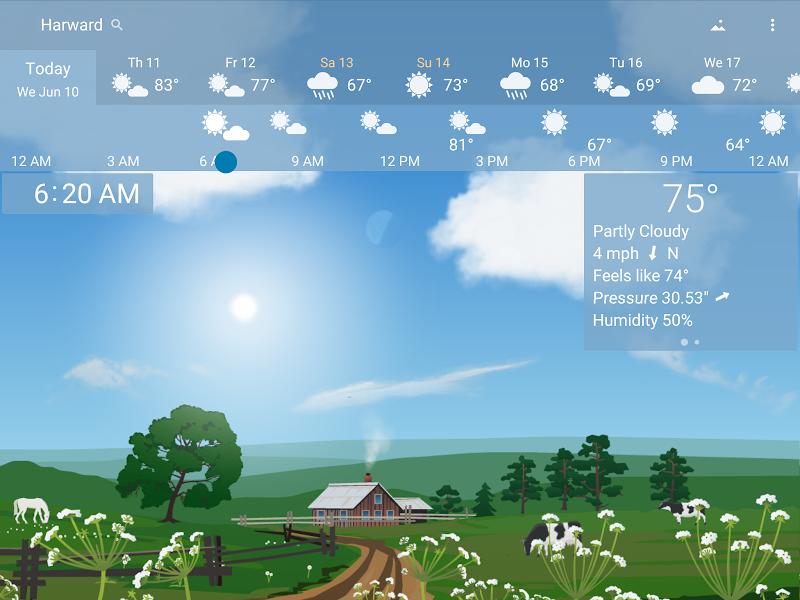 YoWindow Weather Screenshot 7