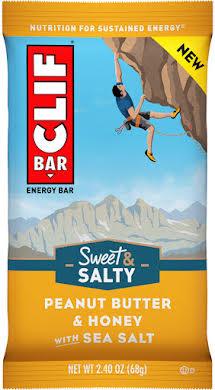 Clif Bar Original Bars: Peanut Butter and Honey with Sea Salt, Box of 12 alternate image 2