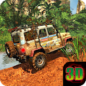 Off road 4X4 Jeep Racing Xtreme 3D icon