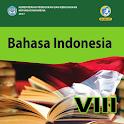 Bahasa Indonesia SMP Kelas 8 Kurikulum 2013 icon