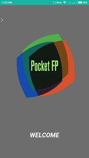 PocketFP - náhled