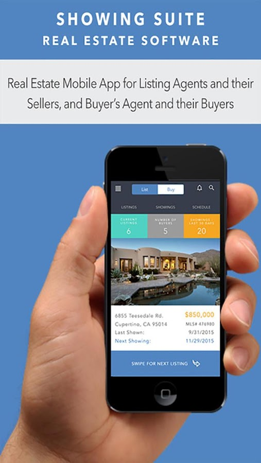 Showing Suite Real Estate- screenshot