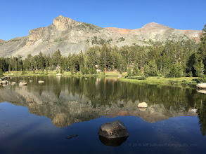 Photo: Reflection in Yosemite National Park