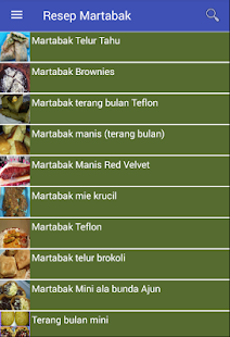 Resep Martabak - náhled