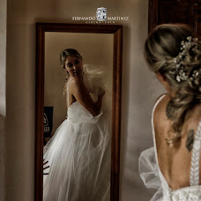 Wedding photographer Fernando Martínez (FernandoMartin). Photo of 30.07.2018