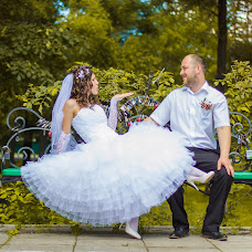 Wedding photographer Zinaida Didyk (zi21). Photo of 06.07.2016