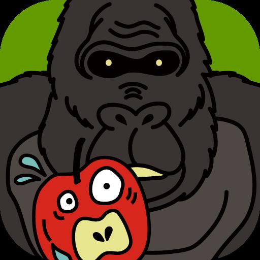 無限ゴリラ地獄 休閒 App LOGO-APP試玩