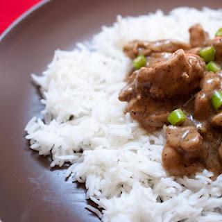 Chicken Adobo - Filipino style