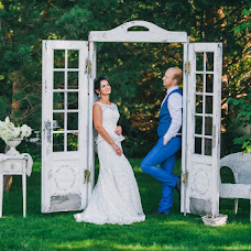 Wedding photographer Yuriy Kuzmin (Kuzmin). Photo of 12.09.2017