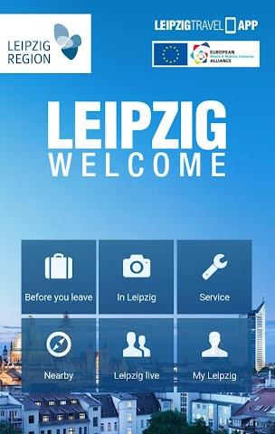 Screenshot 2 LEIPZIG TRAVEL-APP