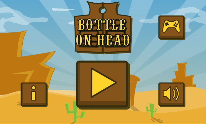 Bottle On Head- screenshot