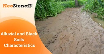 Alluvial And Black Soils - Characteristics