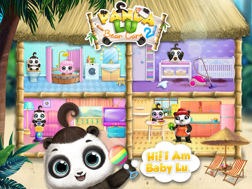 Panda Lu Baby Bear Care 2 - Babysitting & Daycare  screenshots 10