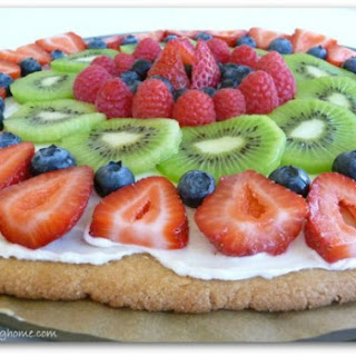 Fabulous Fruit Pizza
