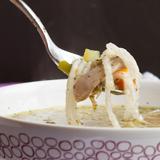 Low Carb Chicken Soup Recipes.