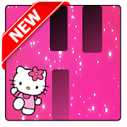 Pink Hello Kitty Piano Tiles 1.8