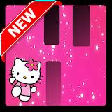 Pink Hello Kitty Piano Tiles